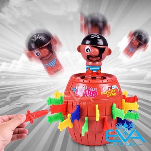 Bộ đồ chơi đâm hải tặc jumping pirate game