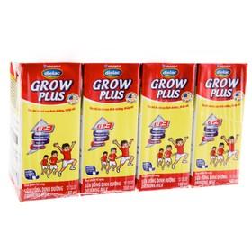 Thung Sữa bột pha sẵn dielac grow plus Vinamilk 110ml Date mới nhất - psan110ml