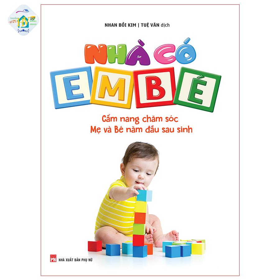 Sách: Nhà Có Em Bé - 8936067597943