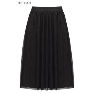 De Leah - Chân Váy Xoè Dập Li - Thời trang thiết kế - Z1702031D thumbnail