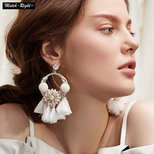 Đôi khuyên tai tạo hình hoa phong cách bohemian thời trang cho nữ 8 10 - 20378223 , 23127264 , 15_23127264 , 45500 , Doi-khuyen-tai-tao-hinh-hoa-phong-cach-bohemian-thoi-trang-cho-nu-8-10-15_23127264 , sendo.vn , Đôi khuyên tai tạo hình hoa phong cách bohemian thời trang cho nữ 8 10