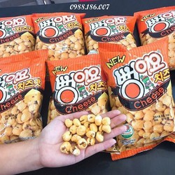 Snack Upon Bỏng ngô vị Phô mai Hàn Quốc 110g - 8801151115122
