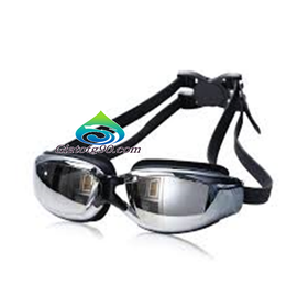Kinh bơi tráng gương chống sương và tia UV 206394 - kính.kính bơi mũ bơi.kính bơi.kính bơi trẻ em.mắt kính bơi. - 206394 -3