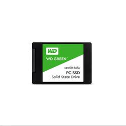 Ổ CỨNG SSD WESTERN DIGITAL SSD WD GREEN 120GB 2.5″ SATA 3 – WDS120G2G0A