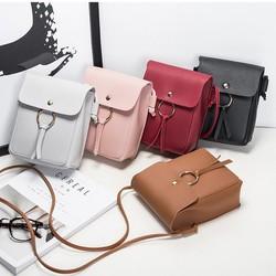 Túi đựng điện thoại HOTTREND TXN44 - Túi đeo chéo đựng điện thoại - Túi đựng điện thoại thời trang - Túi đựng điện thoại cá tính - H1vrg001