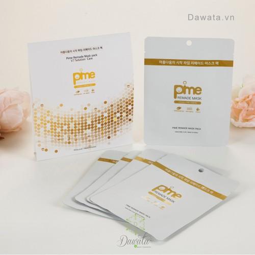 [Chính hãng] mặt nạ tế bào gốc nọc ong chuyên sâu pime remade premium mask pack - 19241080 , 23109435 , 15_23109435 , 70000 , Chinh-hang-mat-na-te-bao-goc-noc-ong-chuyen-sau-pime-remade-premium-mask-pack-15_23109435 , sendo.vn , [Chính hãng] mặt nạ tế bào gốc nọc ong chuyên sâu pime remade premium mask pack