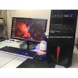 RẺ VÔ ĐỊCH - Bộ máy tính để bàn chuyên CHƠI GAME, VĂN PHÒNG GIÁ RẺ Trọn bộ đã bao gồm CPU, màn hình, phím chuột chuyên GAME  LOL, CF, ĐẾ CHẾ và, các game phổ thông khác. BÁN PHÁ GIÁ bán số lượng cho các dự án