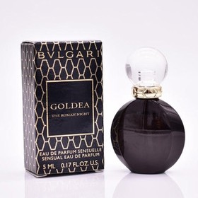 Nước hoa mini nữ Bvlgari Goldea The Roman Night - Eau De Parfum, 5ml - 783320479229