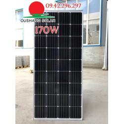 Pin mặt trời mono 170w OUSHANG