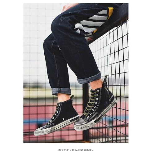 Giày vải, giày sneaker nam cao cấp