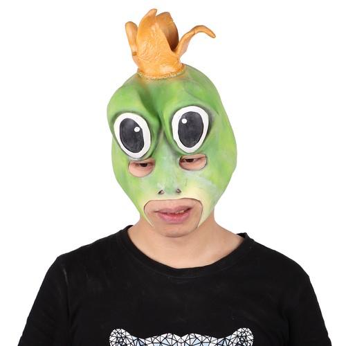 Mặt nạ ếch hoá trang halloween - 19792452 , 24941666 , 15_24941666 , 170300 , Mat-na-ech-hoa-trang-halloween-15_24941666 , sendo.vn , Mặt nạ ếch hoá trang halloween