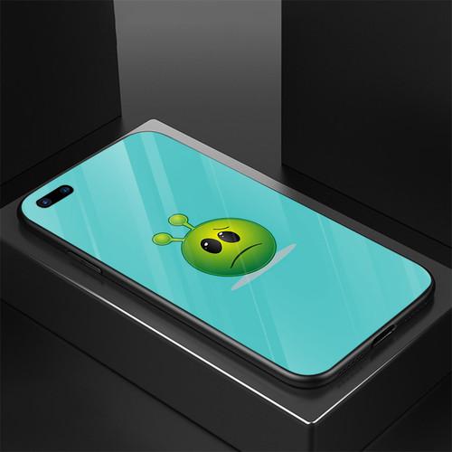 Ốp kính cường lực cho điện thoại oppo a5 - a3s - emojis nhiều cảm xúc ms emges007