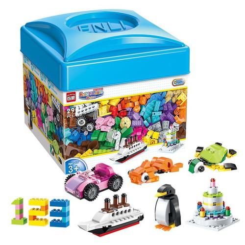 Bộ đồ chơi xếp hình 460 chi tiết