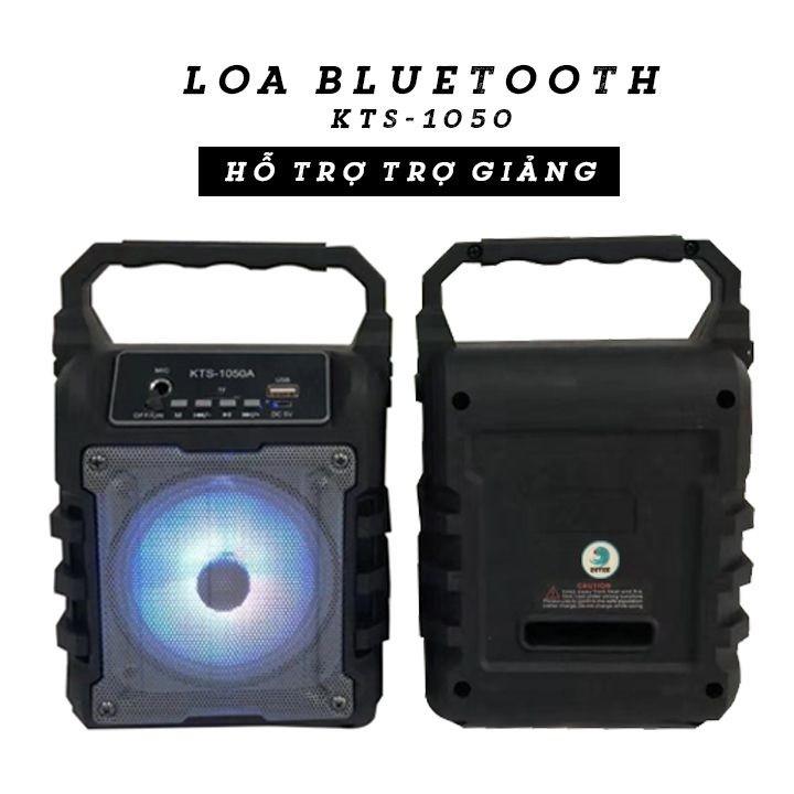 [SALE KHỦNG] Loa bluetooth karaoke KTS-Tặng kèm mic