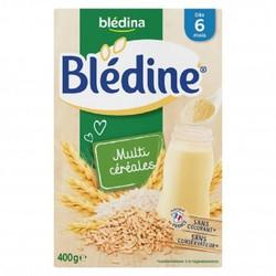 Bột pha sữa Bledina vị ngũ cốc 6m - 221342