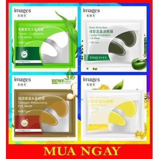 Mặt Nạ Mắt Images Dưỡng Trị Thâm Quầng Collagen Giảm Nhăn - M12 Combo 3 thumbnail