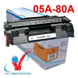 Hộp mực 80A - 05A - HP Pro 400 M401N,M425DN,P2035,P2055 - Canon 251DW, 6300,6310,6650,6600,416DW - CE505A -CE280A [Full Box]