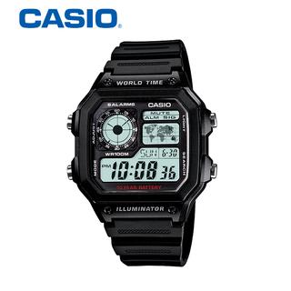 Đồng hồ nam Casio AE-1200WH-1BVDF chính hãng - Pin 10 năm - AE-1200WH-1BVDF thumbnail