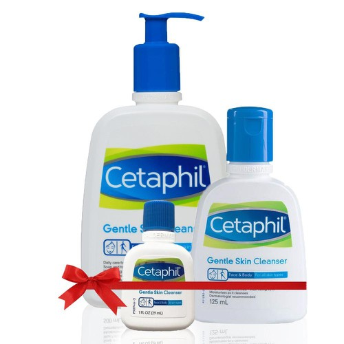 Combo cetaphil sữa rửa mặt dịu nhẹ cho mọi loại da gentle skin cleanser 500ml-125ml tặng sữa rửa mặt 29ml - 20392460 , 23155204 , 15_23155204 , 480000 , Combo-cetaphil-sua-rua-mat-diu-nhe-cho-moi-loai-da-gentle-skin-cleanser-500ml-125ml-tang-sua-rua-mat-29ml-15_23155204 , sendo.vn , Combo cetaphil sữa rửa mặt dịu nhẹ cho mọi loại da gentle skin cleanser 50
