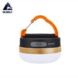 Đèn siêu sáng đa năng cổng USB Hewolf M1748