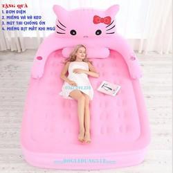 Nệm hơi giường hơi hình thú, đệm hơi hình thú hàng cao cấp kích thước 1m5*2m