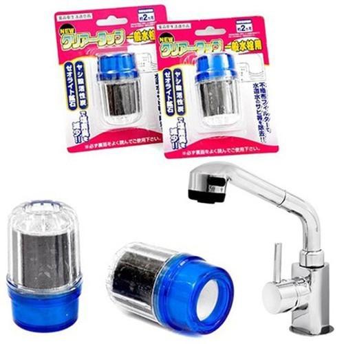Dụng cụ lọc nước tinh khiết tại vòi