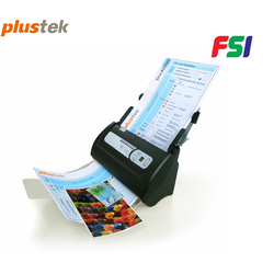 MÁY SCAN ADF - TỰ ĐỘNG 2 MẶT Plustek PS186