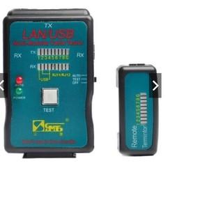 Thiết bị test cáp mạng, Hộp kiểm tra dây mạng đa năng CT-168 - CT-168 thumbnail