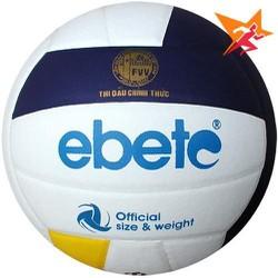 Quả bóng chuyền da PU Ebete in VTV