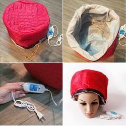 Mũ hấp tóc điện cá nhân ở nhà