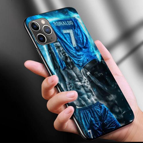 Ốp điện thoại kính cường lực cho máy iphone 11 pro max - c.ronaldo ms cr7001