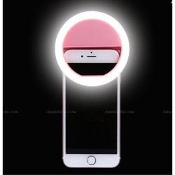Đèn LED selfie Đèn LED selfie  cực sáng SLED-RK14, đèn trợ sáng pro chụp hình tự sướng ring light