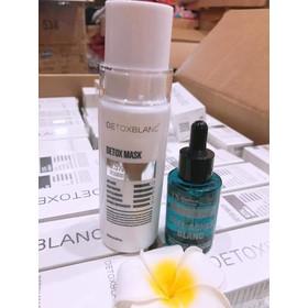 detox blanc - combo trị mụn thải độc detox blanc - 0027