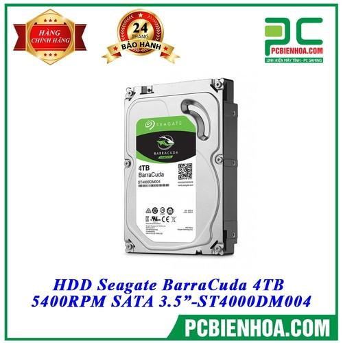 """Hdd seagate barracuda 4tb 5400rpm sata 3.5""""-st4000dm004"""