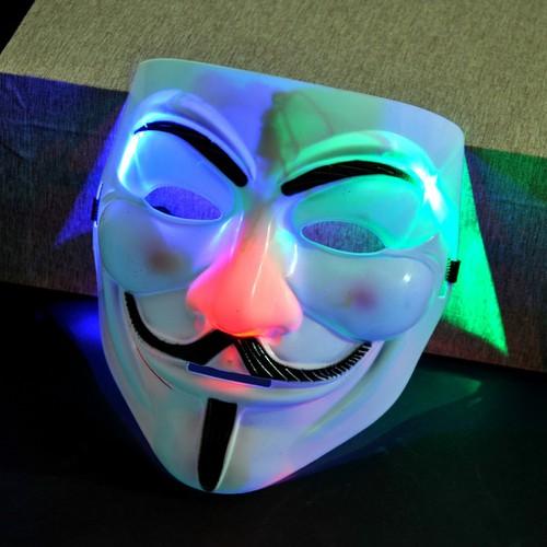 Mặt nạ hóa trang có đèn led anonymous - 17882375 , 22292740 , 15_22292740 , 79450 , Mat-na-hoa-trang-co-den-led-anonymous-15_22292740 , sendo.vn , Mặt nạ hóa trang có đèn led anonymous