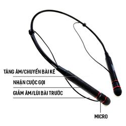 Tai Nghe Bluetooth Remax RB-S6 thể thao choàng cổ