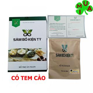 Tăng Cân Sâm bổ kiện tỳ Chính hãng - sbkt thumbnail