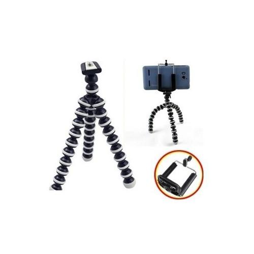 Nsdgiá đỡ bạch tuộc tripod 3 chân máy ảnh điện thoại yunteng y 228 remote bluetooth tùy chọn te
