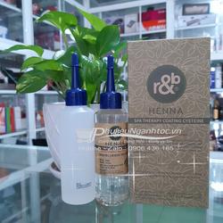 Thuốc uốn tóc thảo dược Henna rb Hàn Quốc