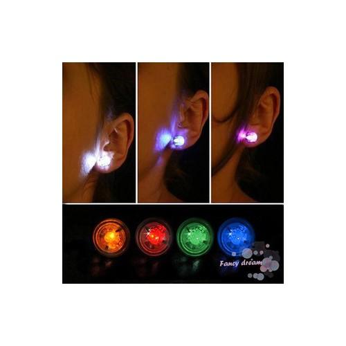 Hatno hoa tai kim loại có đèn led phát sáng cho các bữa tiệc dochoi