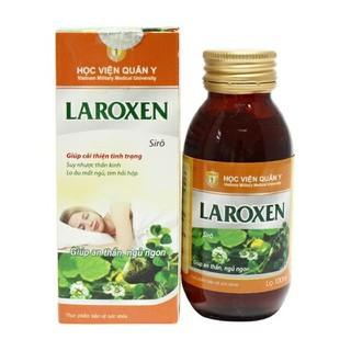 Siro Laroxen Học Viện Quân Y giúp An Thần Ngủ Ngon - lrx thumbnail