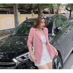 Áo vest Blazer nữ