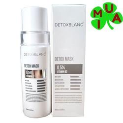 Mặt nạ sủi bọt thải độc Detox BlanC Mask 150ml