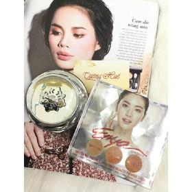 Kem dưỡng trắng cao cấp 9 in 1 ENYA Whitening Freckle Treatment Beauty Cream 9 in 1 - 20g - Kem_Enya 9in1_20g
