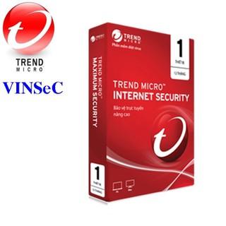 Phần Mềm Diệt Virus Trend Micro Internet Security Bản Quyền 1 PC 12 Tháng - Hàng Chính Hãng - Trend-Micro 1PC thumbnail