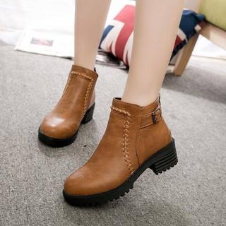 Boot Nữ Mùa Đông - Giày đẹp 205 thumbnail