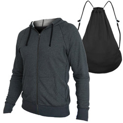 [CHO KIỂM HÀNG] Áo khoác nỉ thu đông đa năng có thể chuyển thành túi balo