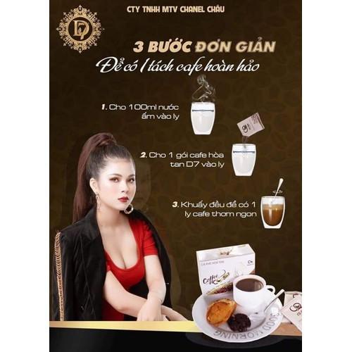 Cafe cqslim 3 in 1