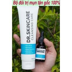 combo đặc trị mụn dr skincare