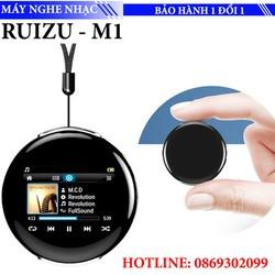Máy Nghe Nhạc đeo cổ, treo xe Bluetooth MP3 Ruizu M1 Bộ Nhớ Trong 8GB
